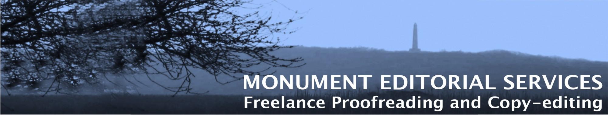 Monument Editorials